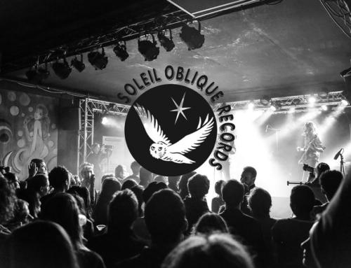 Reportage Soleil Oblique Records